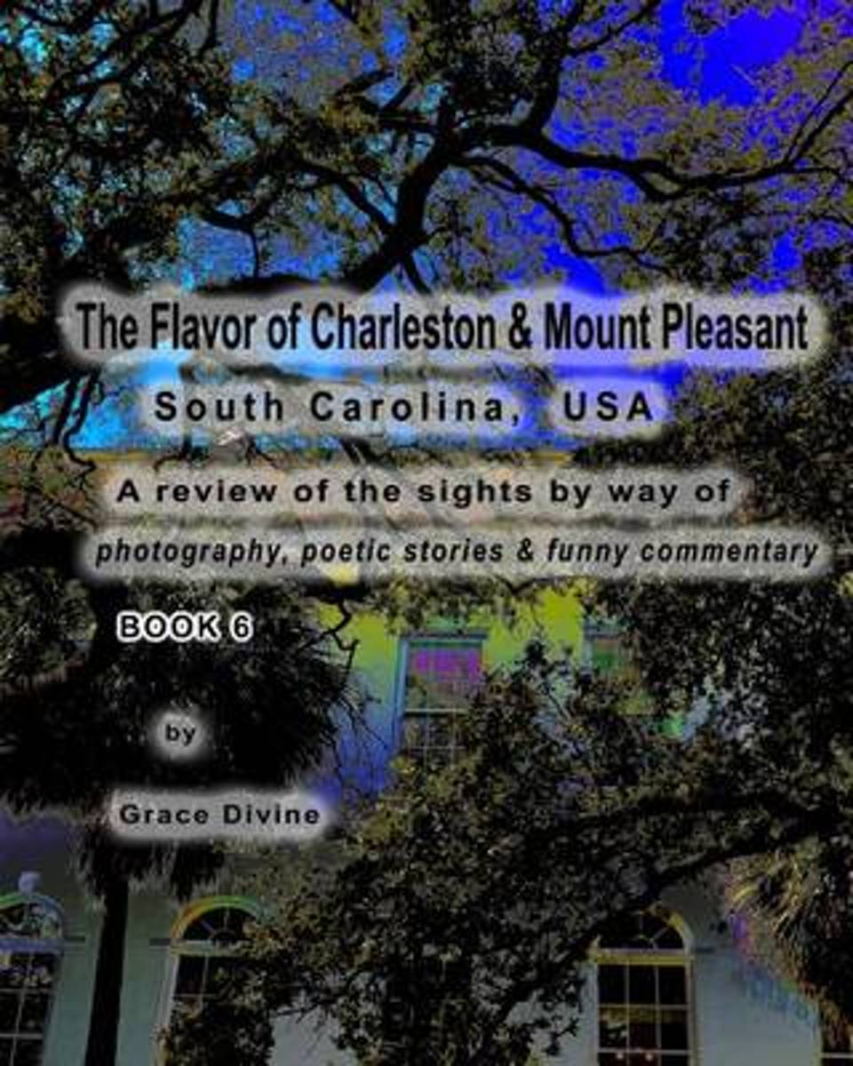 The Flavor of Charleston & Mount Pleasant South Carolina, USA