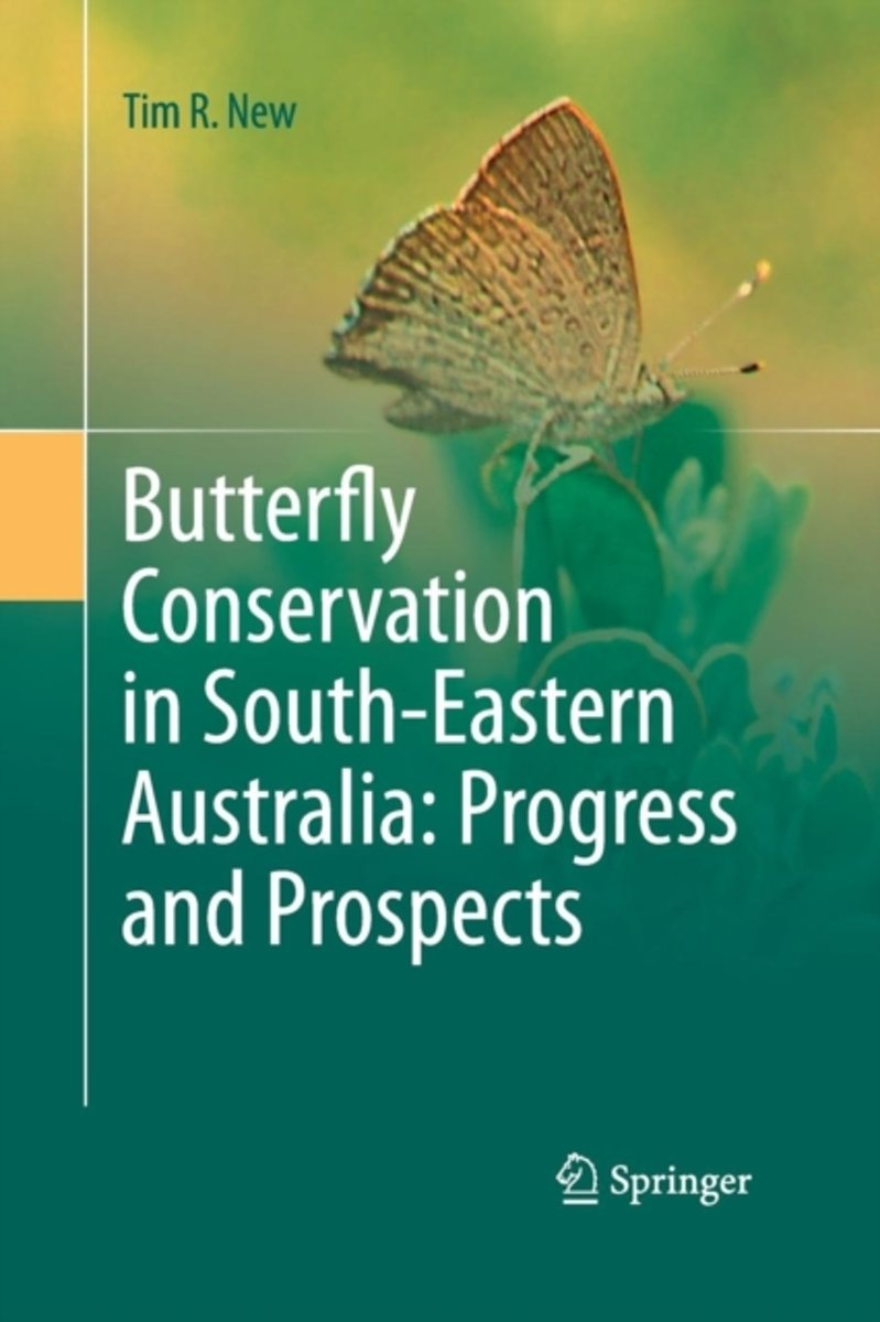 Butterfly Conservation in South-Eastern Australia