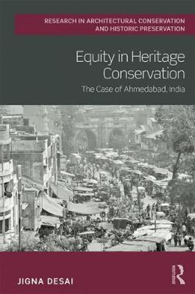 Equity in Heritage Conservation