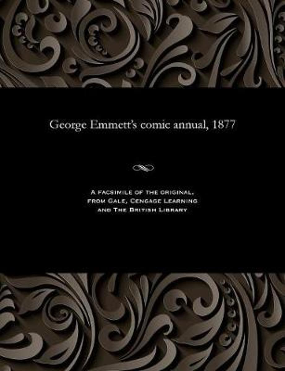 George Emmett's Comic Annual, 1877