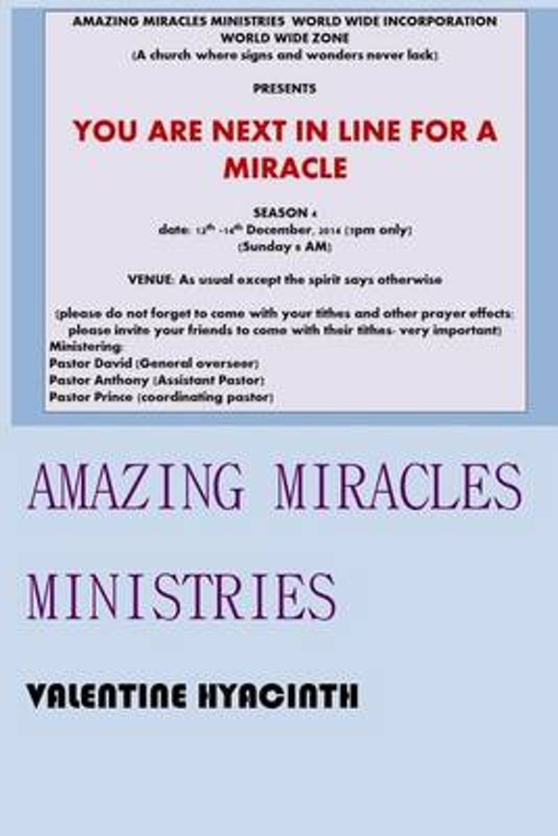 Amazing Miracles Ministries