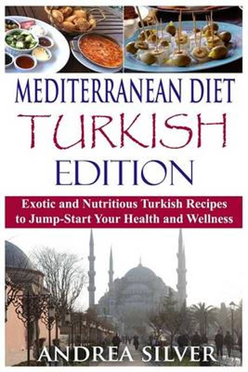 Mediterranean Diet Turkish Edition