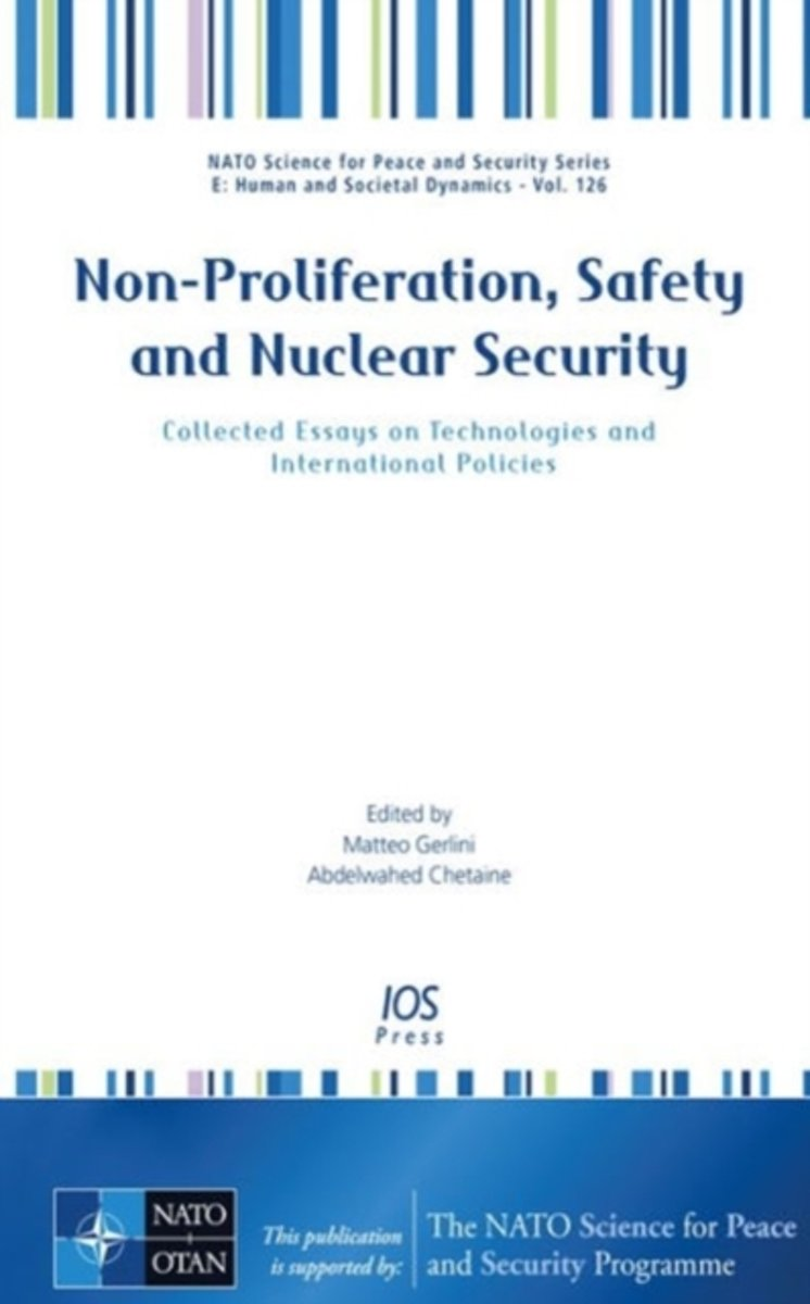 Non-proliferation, Safety and Nuclear Security