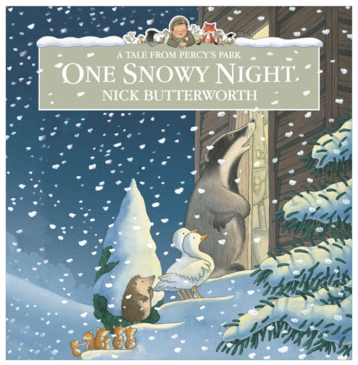 One Snowy Night (Tales From Percy's Park)