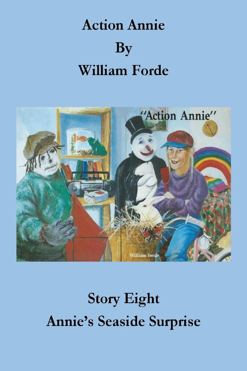 Action Annie: Story Eight - Annie's Seaside Surprise