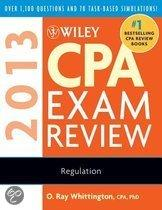Wiley CPA Exam Review 2013