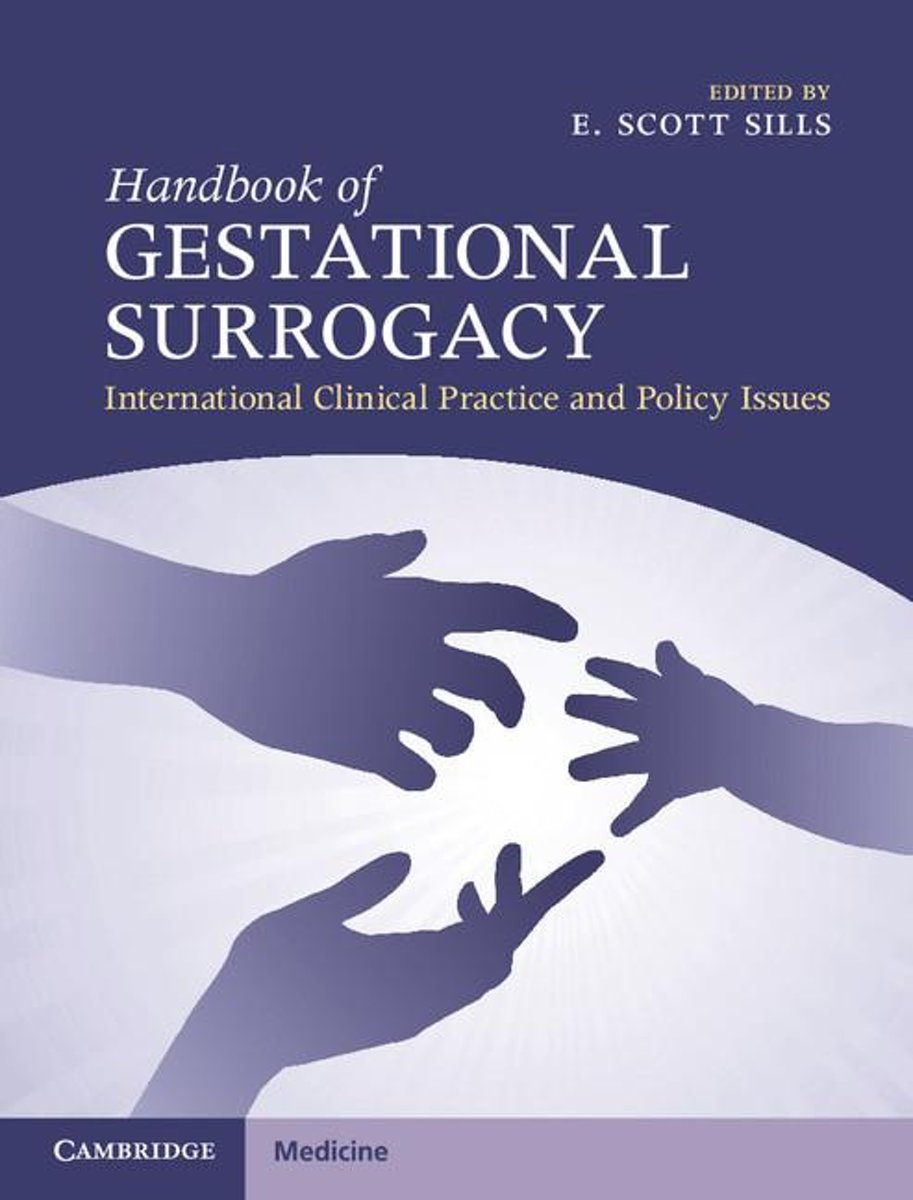 Handbook of Gestational Surrogacy