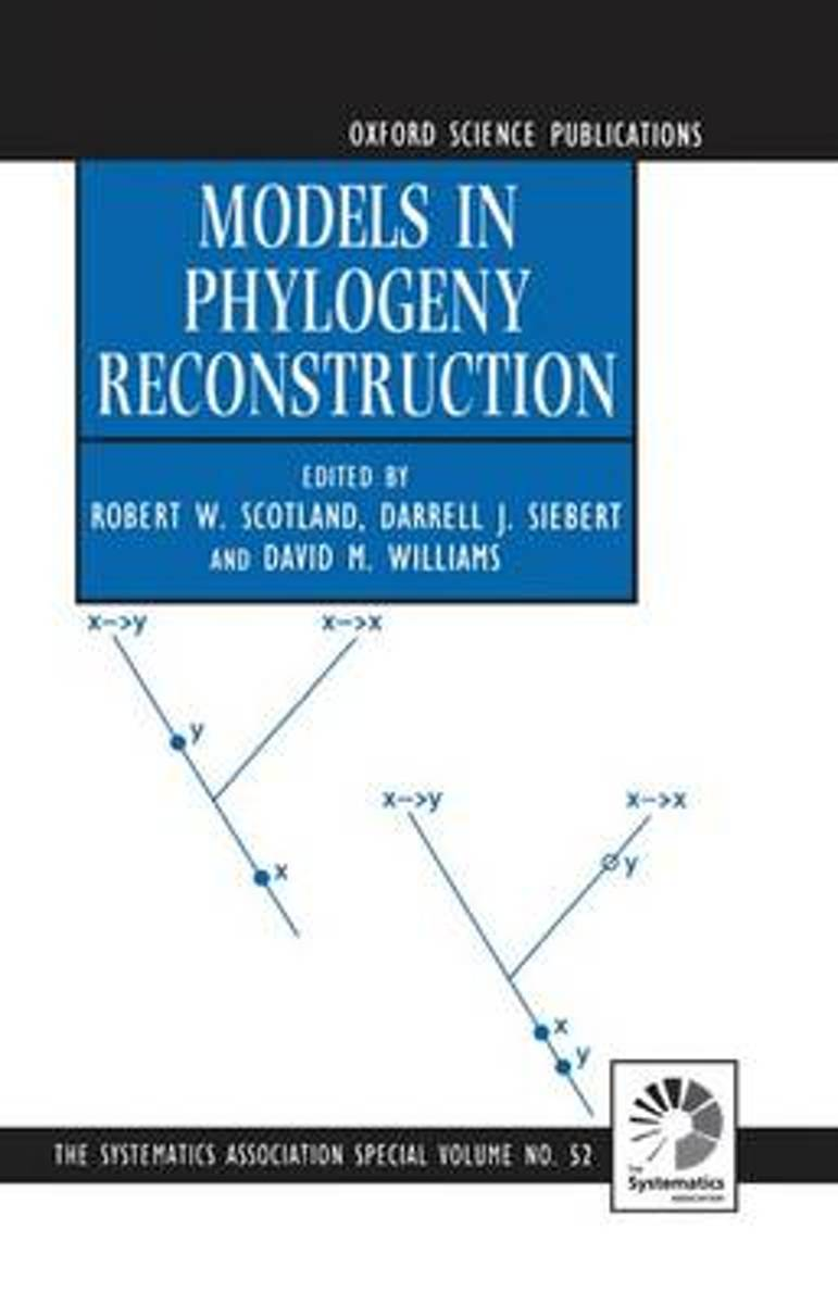Models in Phylogeny Reconstruction