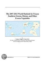 The 2007-2012 World Outlook for Frozen Southern Greens, Onions, and Other Frozen Vegetables