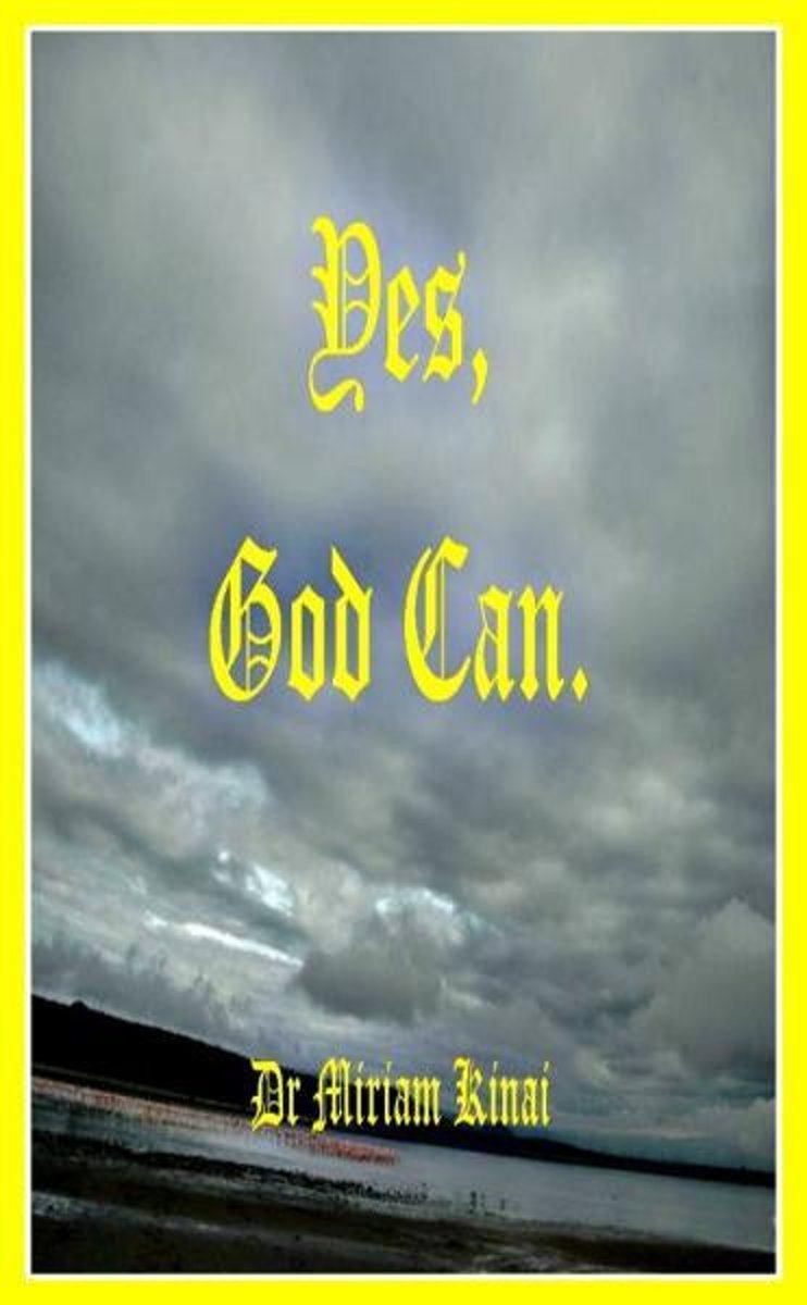 Yes, God Can.