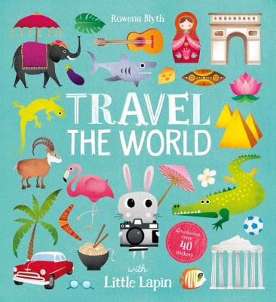 Travel the World with Little Lapin