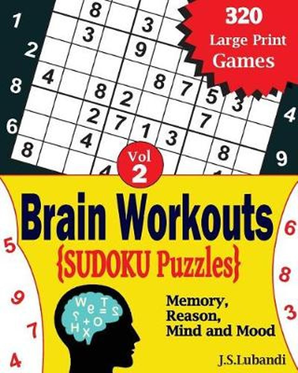 Brain Workouts Sudoku(numbered) Puzzles