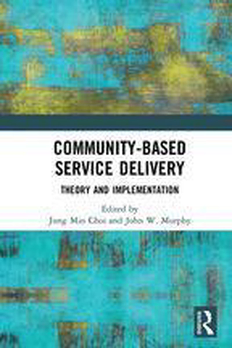 Community-Based Service Delivery