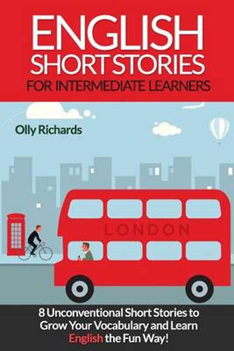 English Short Stories for Intermediate Learners