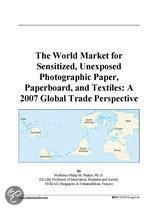 The World Market for Sensitized, Unexposed Photographic Paper, Paperboard, and Textiles