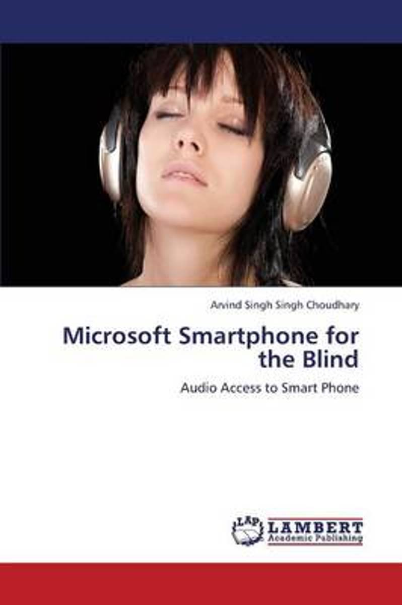 Microsoft Smartphone for the Blind