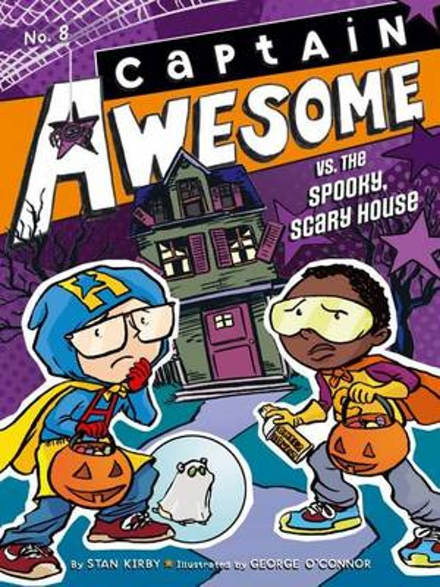 Captain Awesome vs. the Spooky, Scary House
