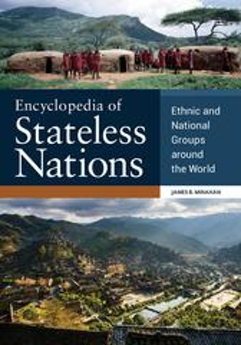 Encyclopedia of Stateless Nations: Ethnic and National Groups around the World, 2nd Edition