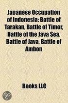 Japanese Occupation of Indonesia