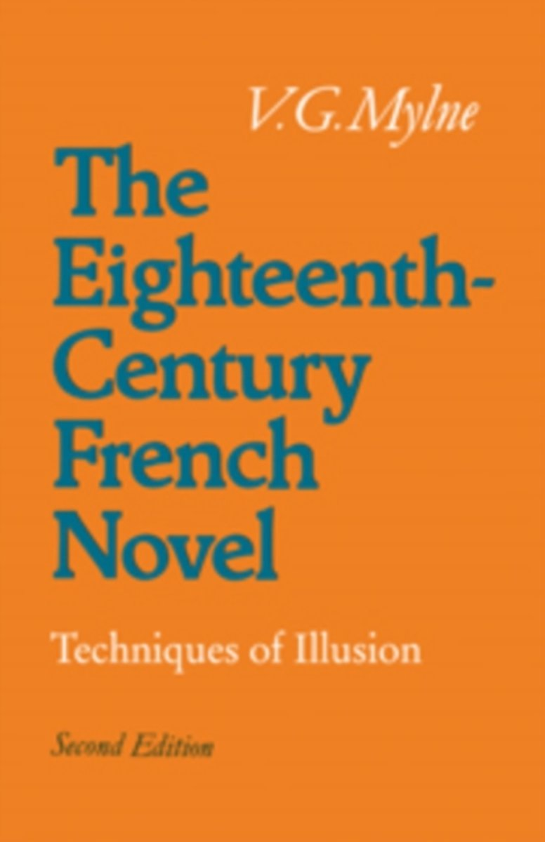 The Eighteenth Century French Novel