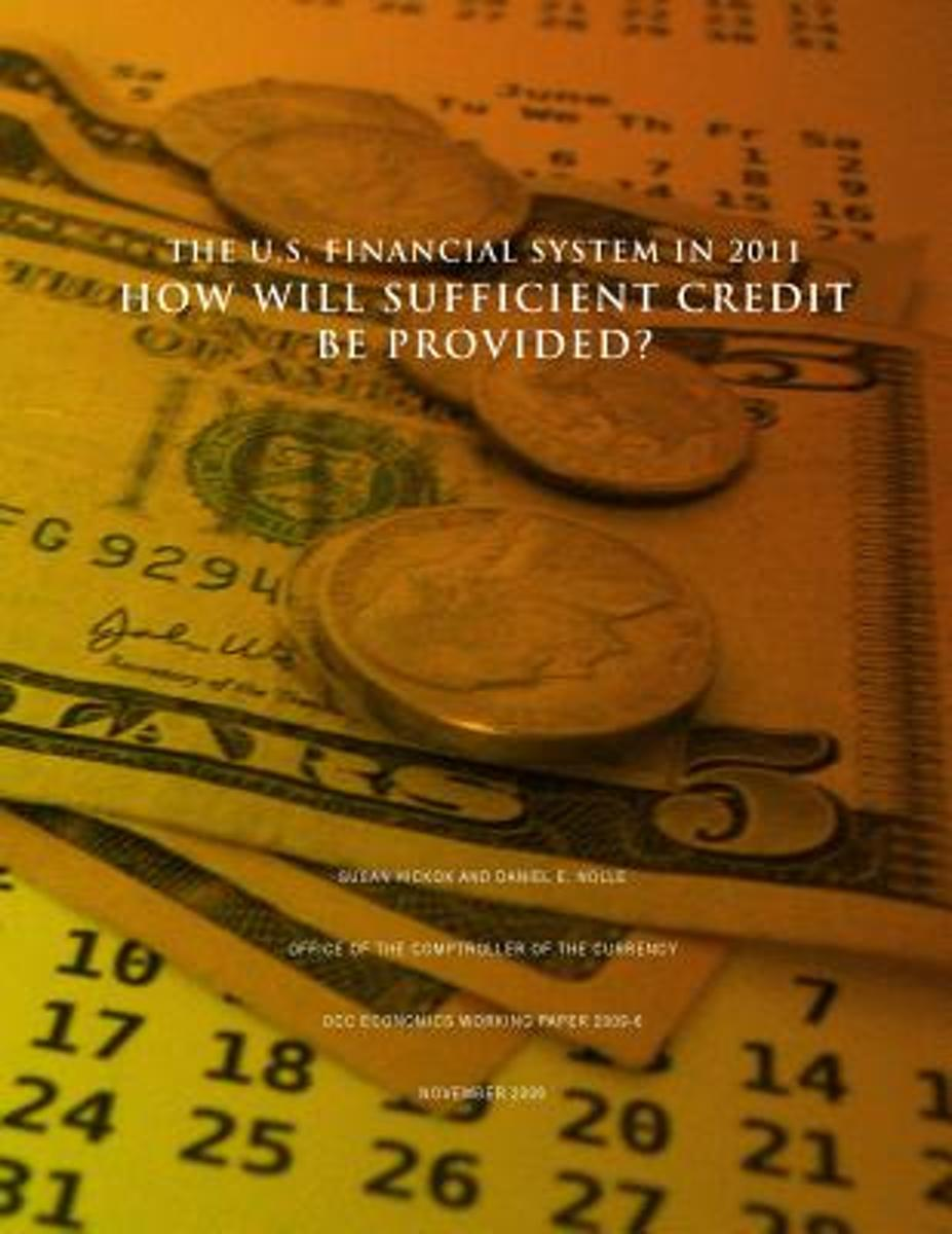 The U.S. Financial System in 2011