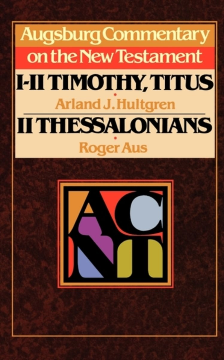 Augsburg Commentary on the New Testament