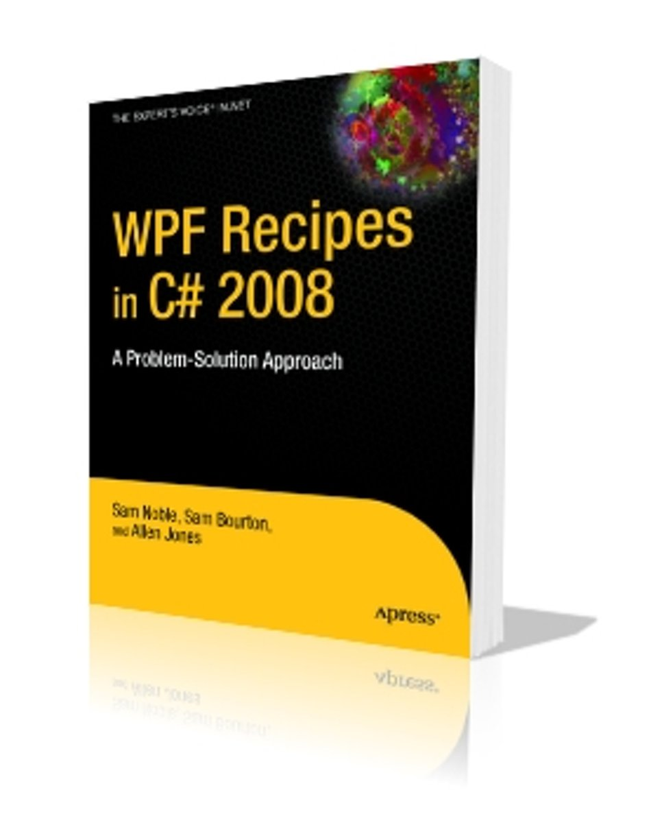 WPF Recipes in C# 2008