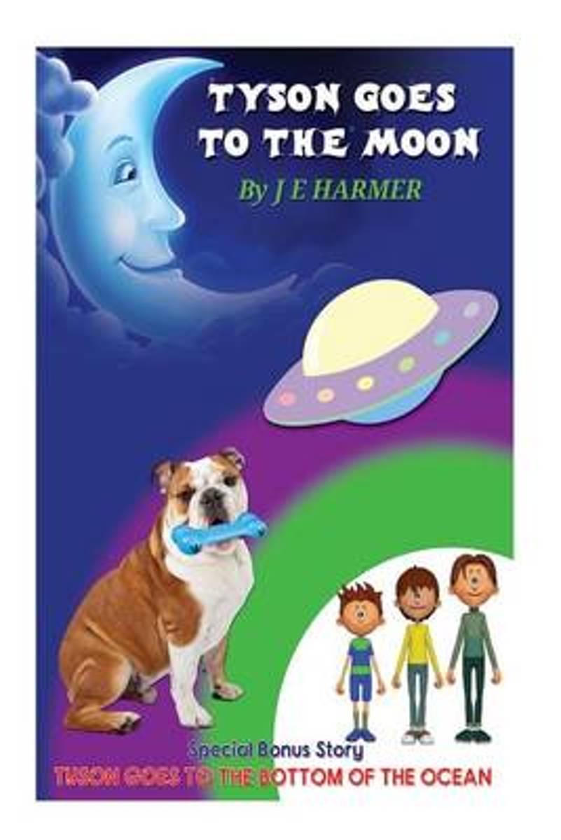 Tyson Goes to the Moon