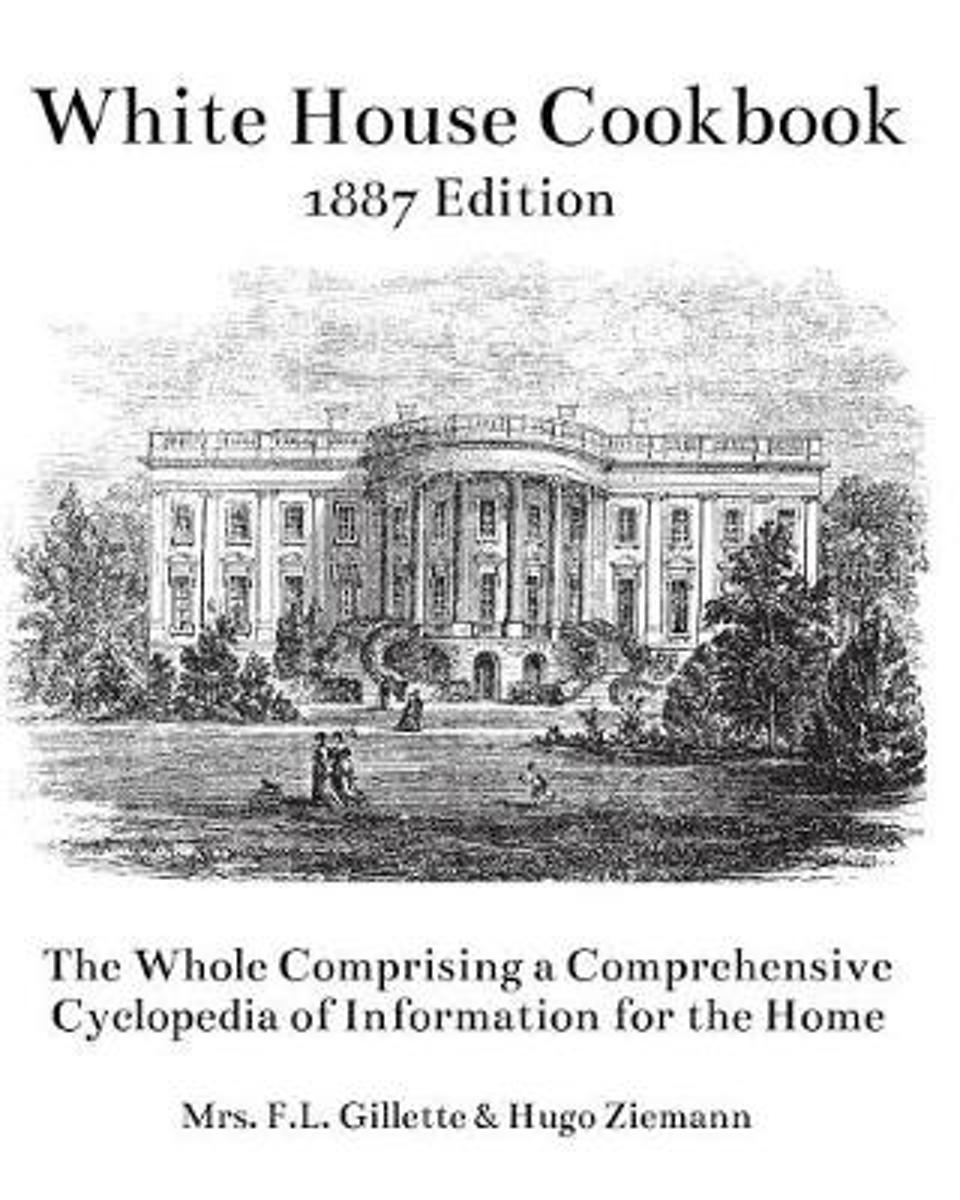 The White House Cookbook