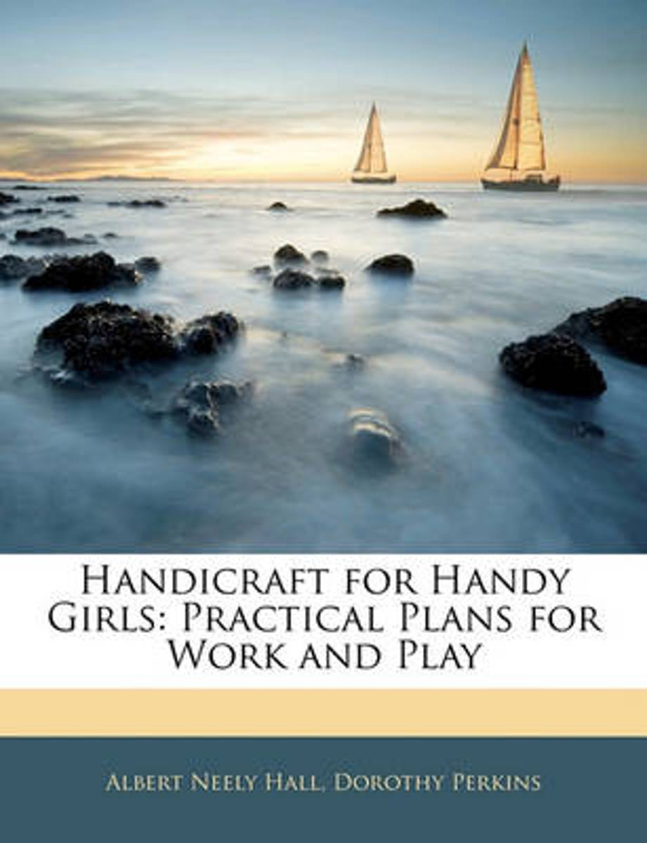 Handicraft for Handy Girls
