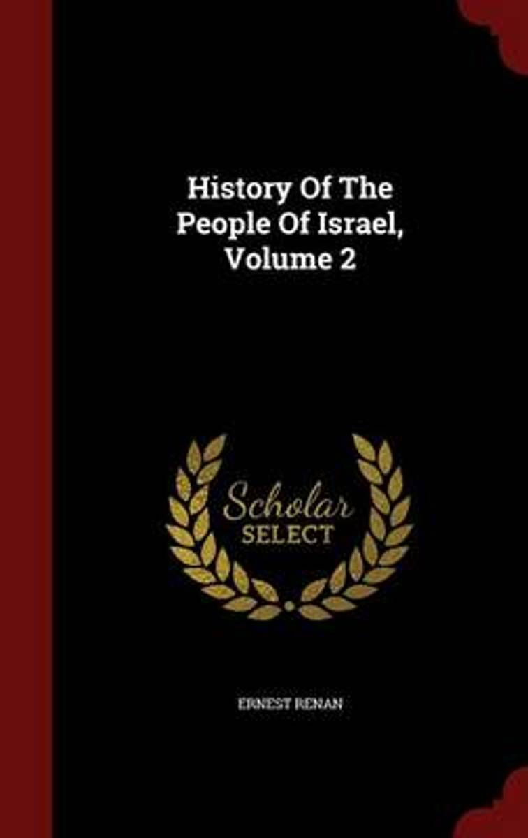 History of the People of Israel; Volume 2