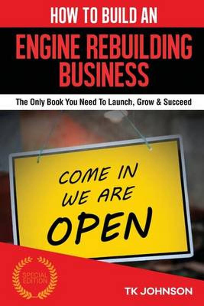 How to Build an Engine Rebuilding Business (Special Edition)