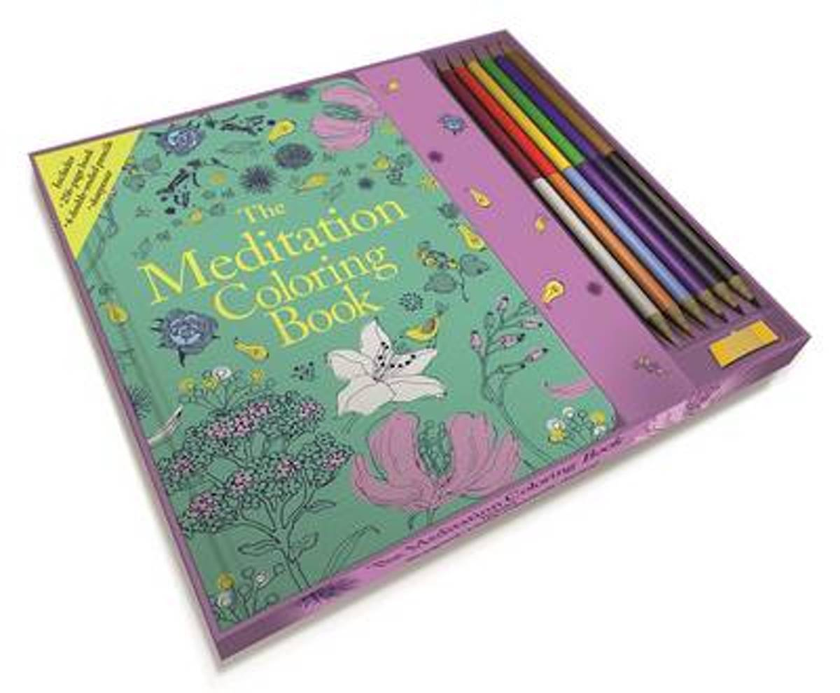 The Meditation Coloring Pack