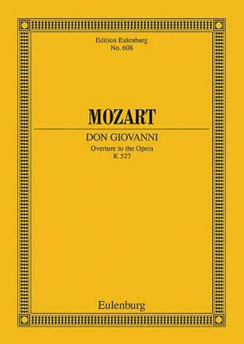 Don Giovanni, K. 527