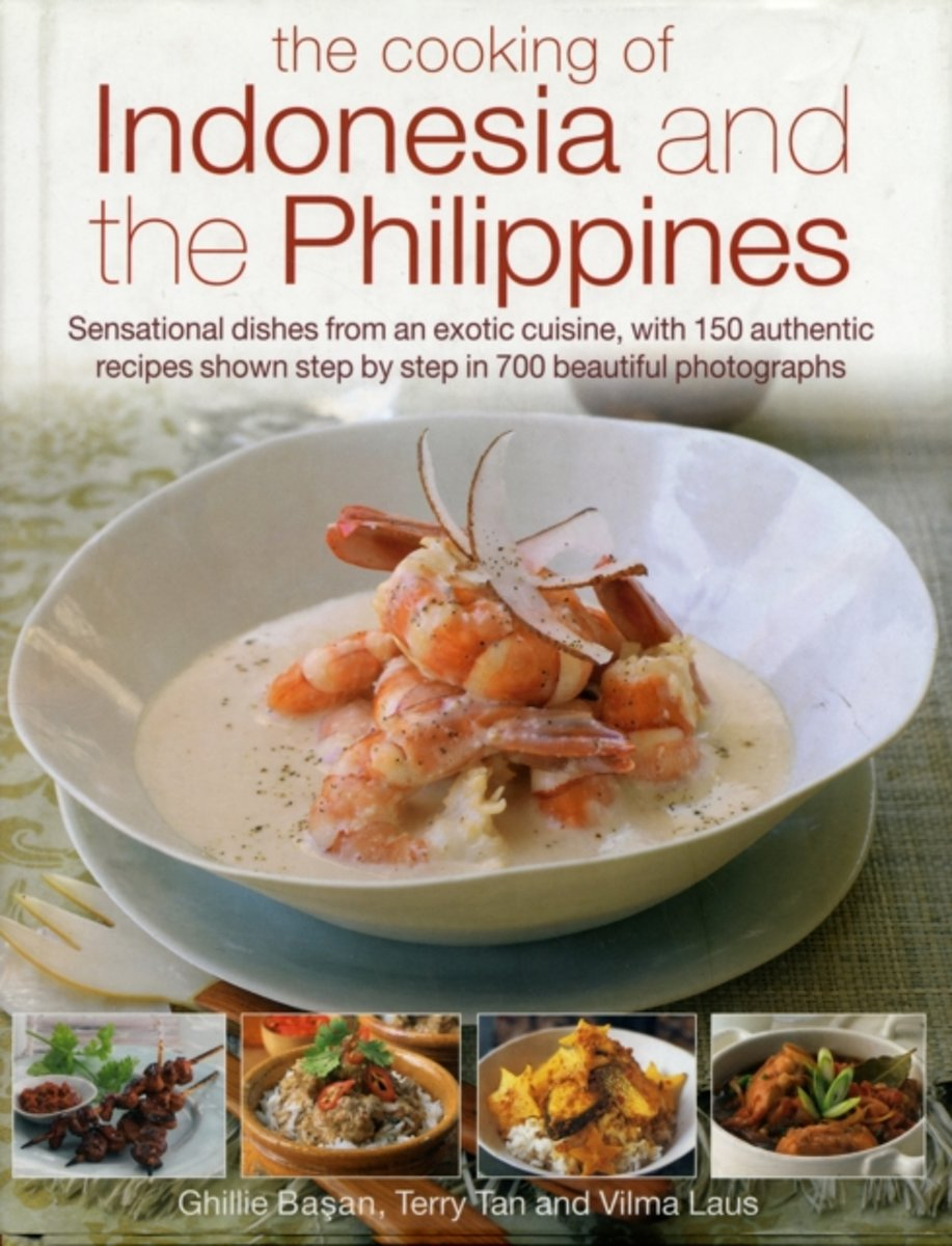 Cooking of Indonesia and the Philippines