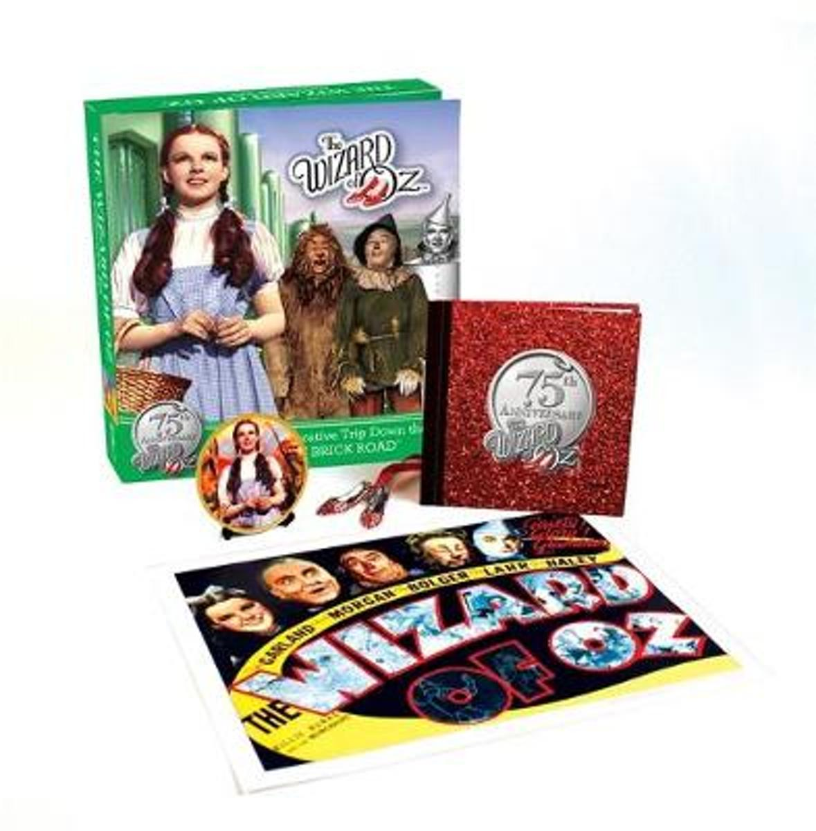 The Wizard of Oz Collectible Set