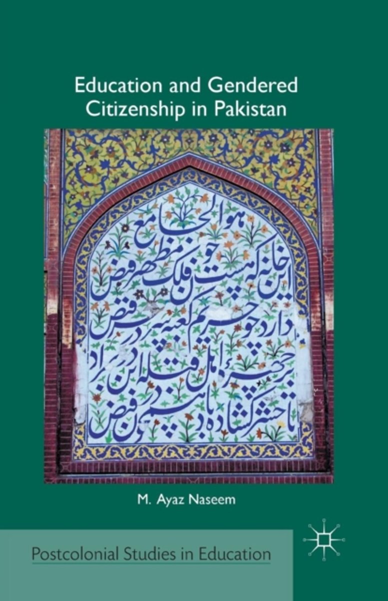 Education and Gendered Citizenship in Pakistan