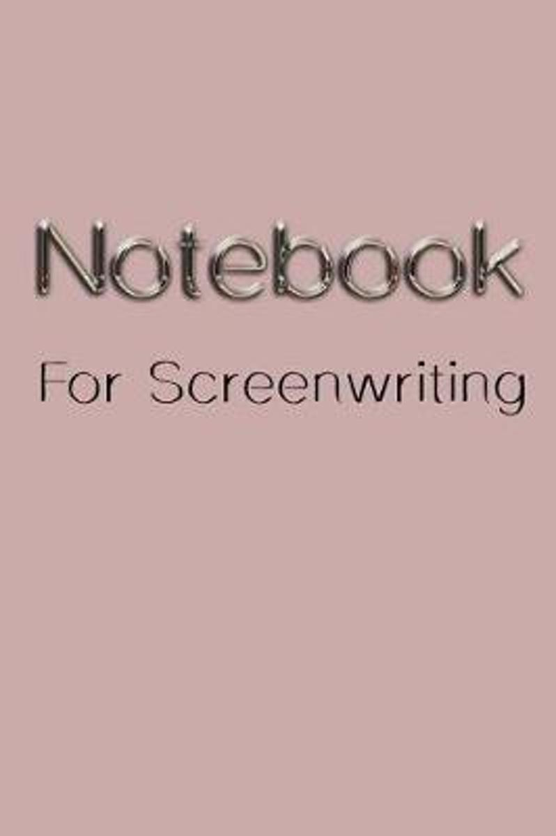Notebook for Screenwriting