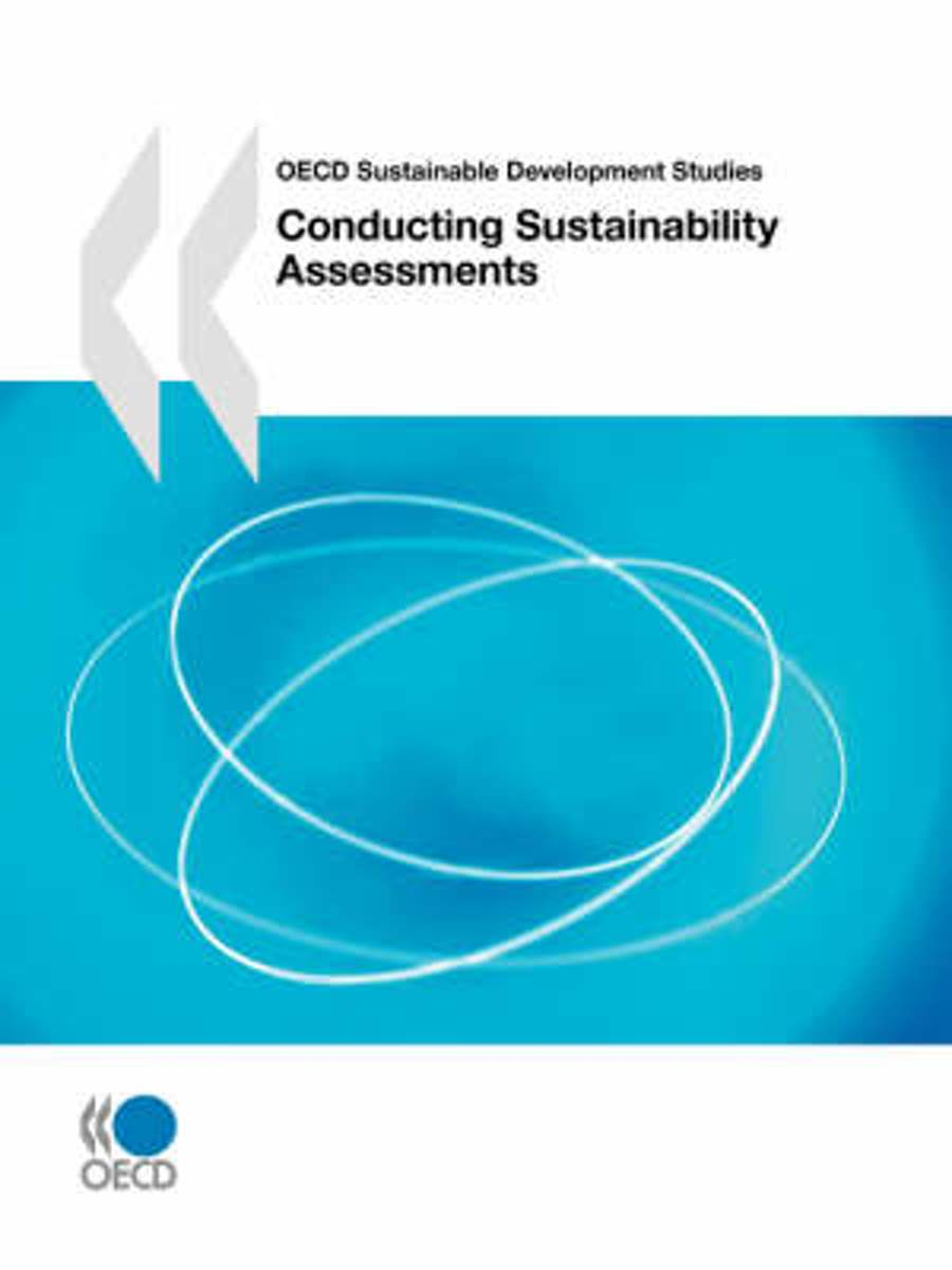 OECD Sustainable Development Studies Conducting Sustainability Assessments