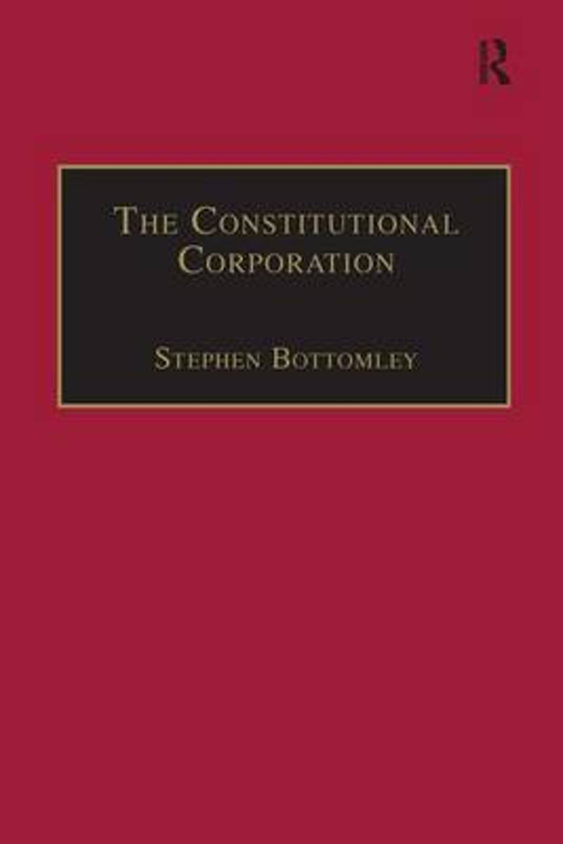 The Constitutional Corporation