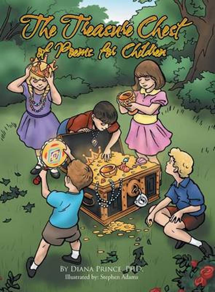 The Treasure Chest of Poems for Children