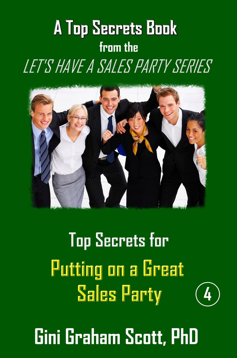Top Secrets for Putting on a Great Party