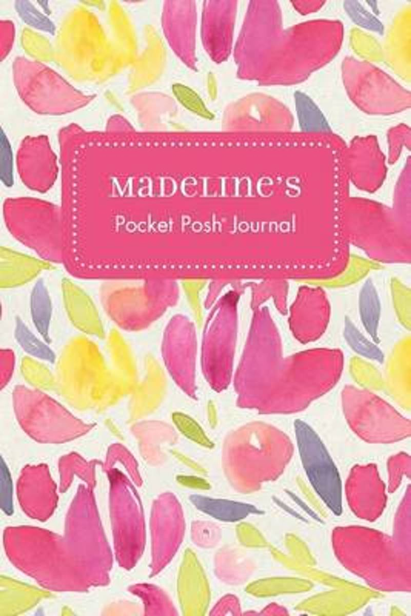 Madeline's Pocket Posh Journal, Tulip