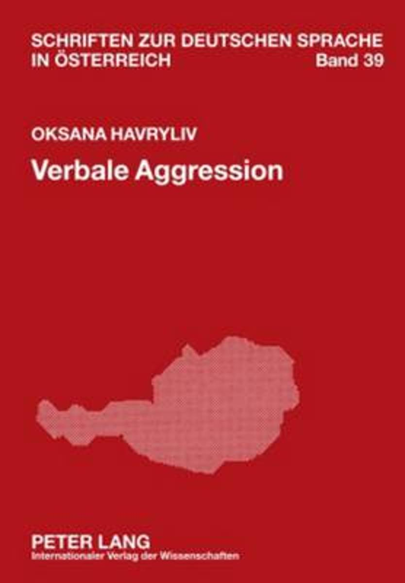 Verbale Aggression