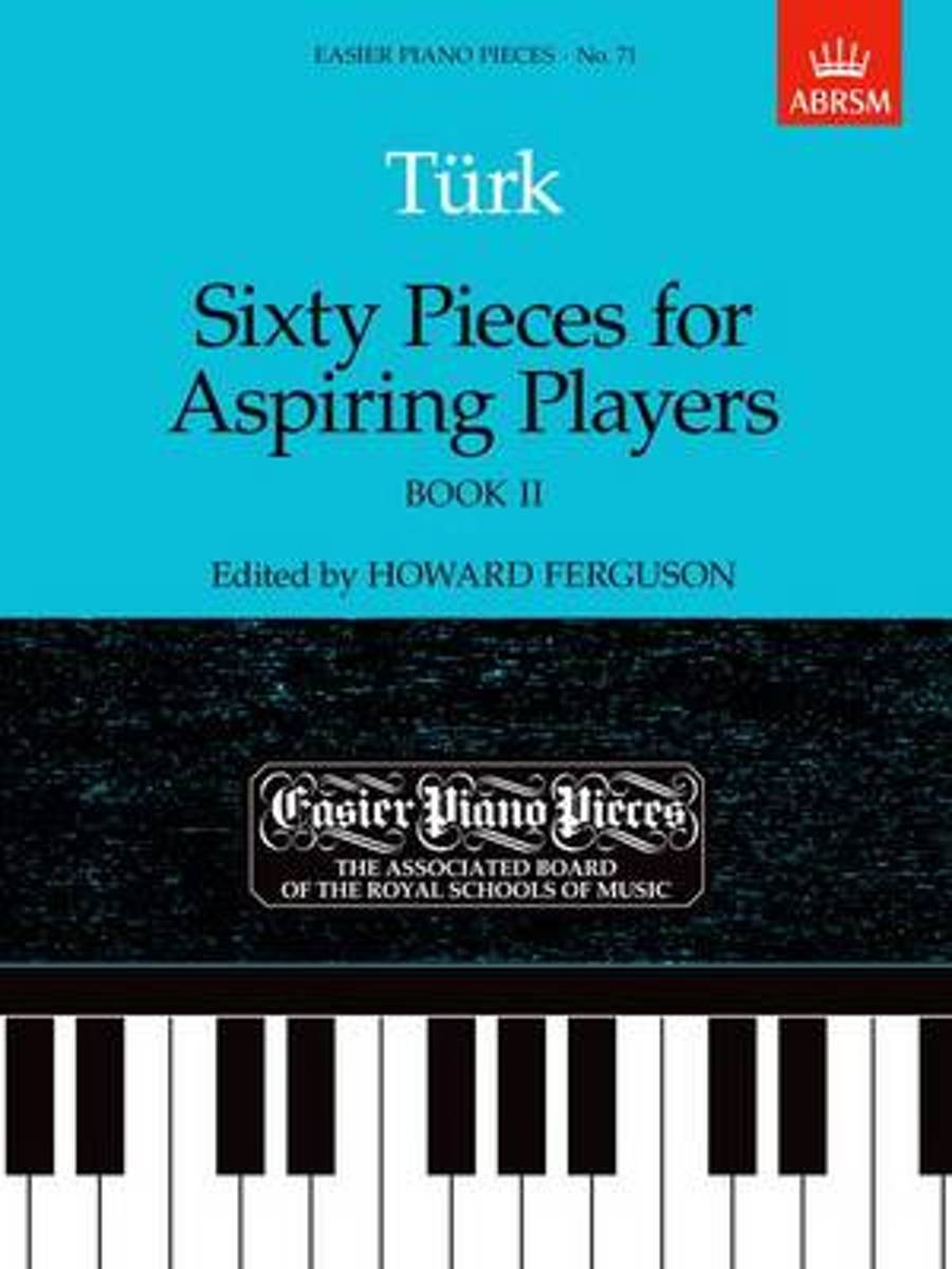 Sixty Pieces for Aspiring Players, Book II