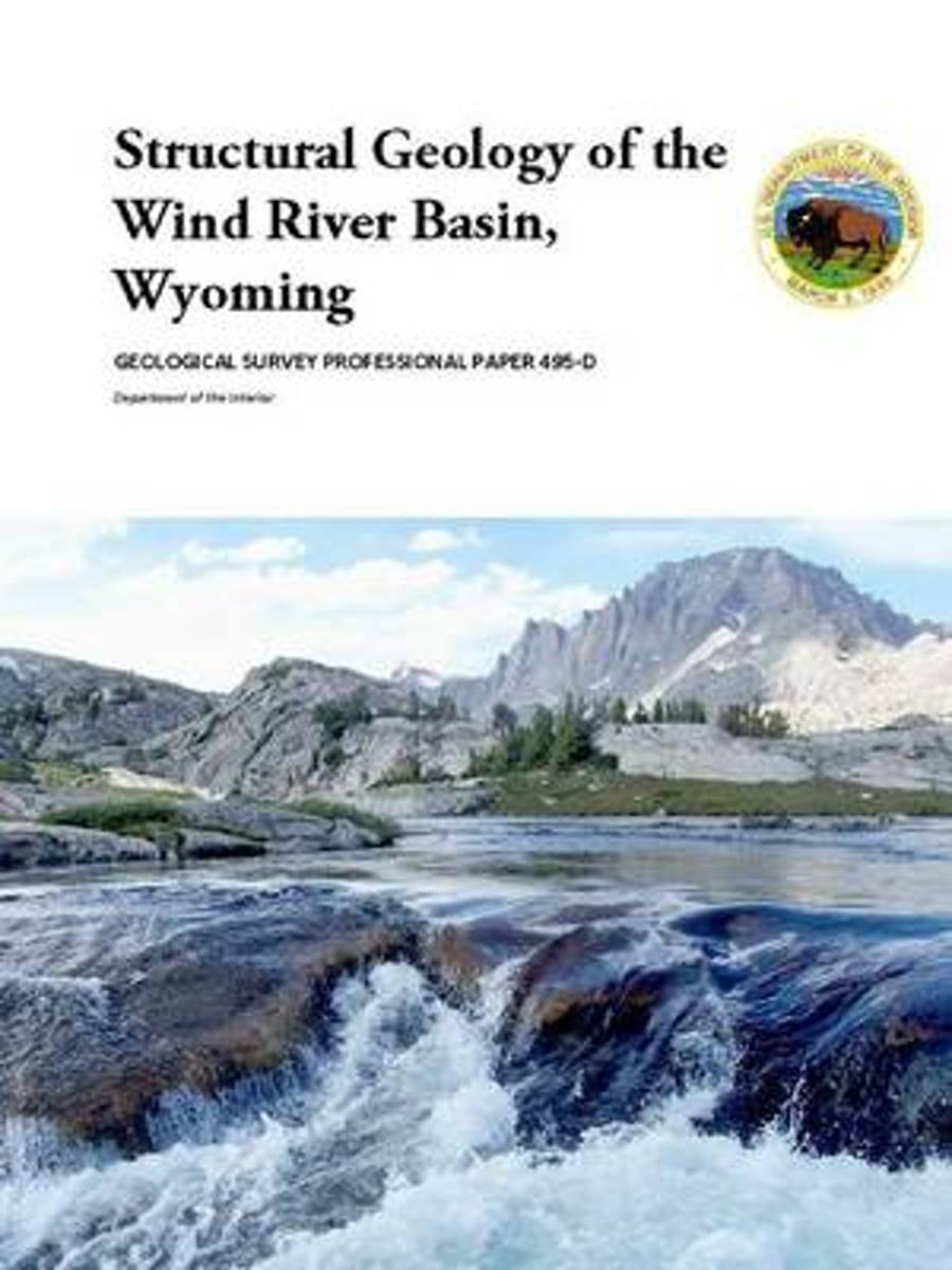 Structural Geology of the Wind River Basin, Wyoming