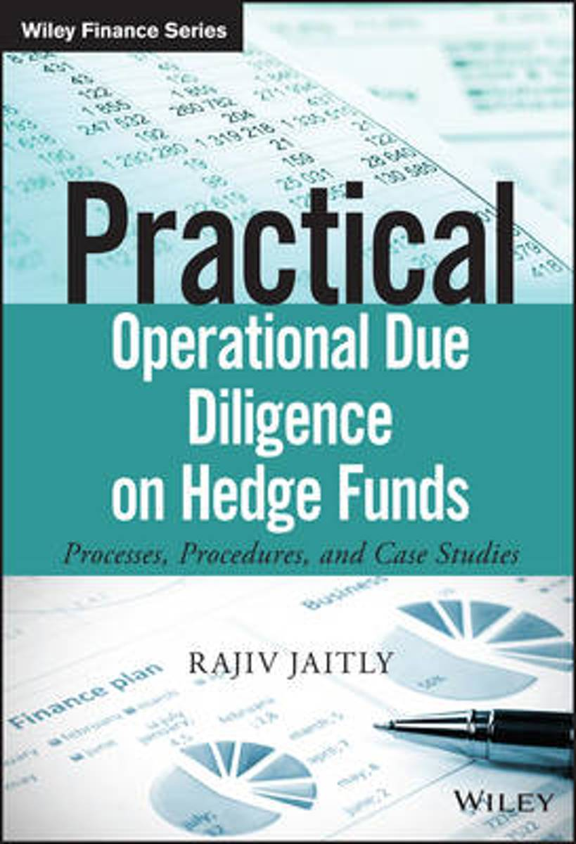 Practical Operational Due Diligence on Hedge Funds
