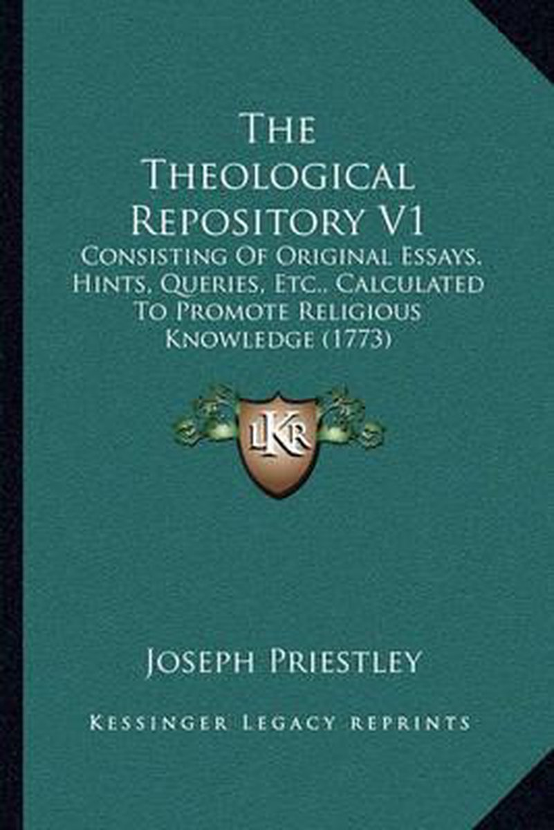 The Theological Repository V1