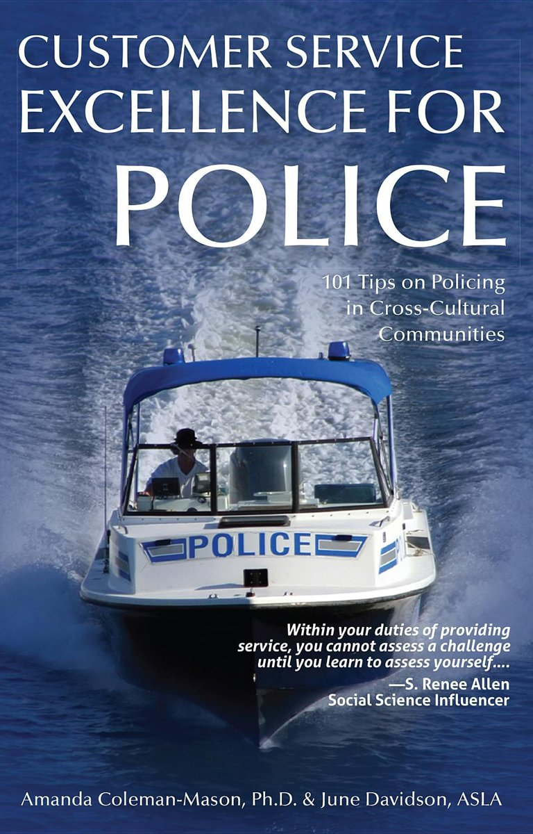Customer Service Excellence for Police