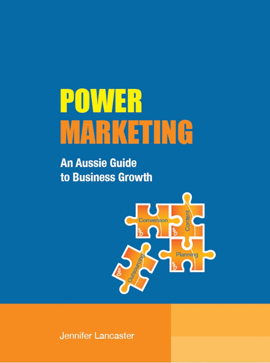 Power Marketing: An Aussie Guide to Business Growth